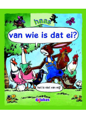 Haas - van wie is dat ei?
