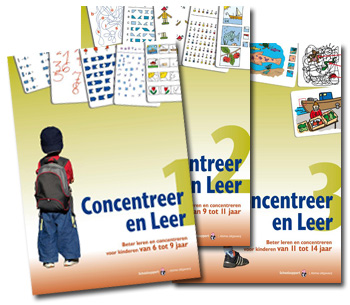 Concentreer en leer