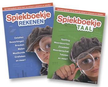 Spiekboekje Rekenen & Taal