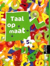 9789001147822 Taal op maat taal 5b leerlingenboek