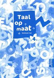 9789001148492 Taal op maat taal 4a werkboek