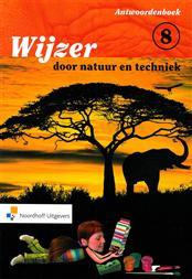 Wijzer door Natuur en Techniek 2e editie groep 8 Antwoordenboek