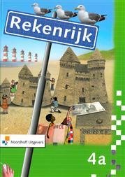 9789001304423 Rekenrijk 3e editie 4a leerlingenboek