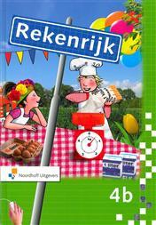9789001304430 Rekenrijk 3e editie 4b leerlingenboek