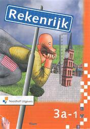 9789001306069 Rekenrijk 3e editie 3 a-1 werkboek