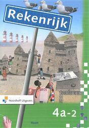 9789001306113 Rekenrijk 3e editie 4a-2 werkboek