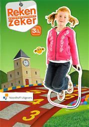 9789001838973 Reken zeker 3a antwoordenboek herz. editie