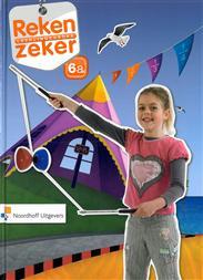 9789001782139 Reken Zeker 6a leerlingenboek