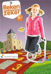 9789001839000 Reken Zeker 3c leerwerkboek herz. editie