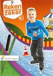 9789001783860 Reken Zeker 4a leerwerkboek