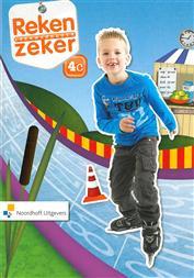 9789001783884 Reken Zeker 4c leerwerkboek