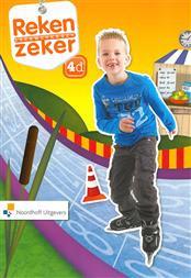 9789001783891 Reken Zeker 4d leerwerkboek