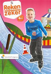 9789001783921 Reken Zeker 4e leerwerkboek