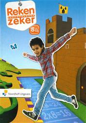 9789001783938 Reken Zeker 5a leerwerkboek
