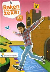 9789001783945 Reken Zeker 5b leerwerkboek