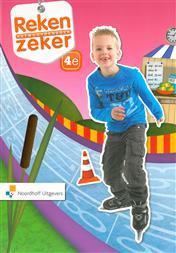 9789001784553 Reken Zeker 4e antwoordenboek