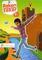 9789001784584 Reken Zeker 5c antwoordenboek