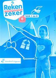 9789001784614 Reken Zeker 6 blok 1-2 antwoordenboek