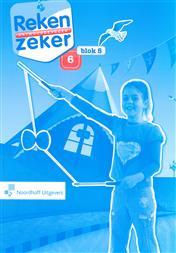 9789001784621 Reken Zeker 6 blok 5 antwoordenboek