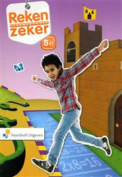 9789001784683 Reken Zeker 5e leerwerkboek