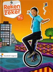 9789001784706 Reken Zeker 7a leerlingenboek