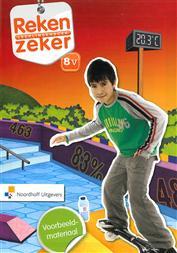 9789001784836 Reken Zeker 8v leerlingenboek