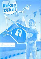 9789001784850 Reken Zeker 6 blok 5 rekenschrift