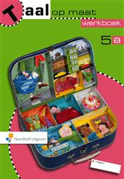 9789001790684 Taal op maat 2e editie 5a Werkboek