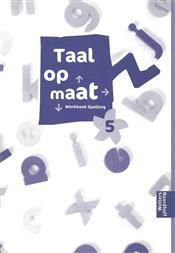 Taal op maat spelling 5 werkboek