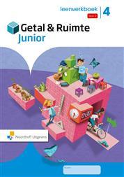 Getal en Ruimte Junior - groep 4 - Leerwerkboek Blok 2