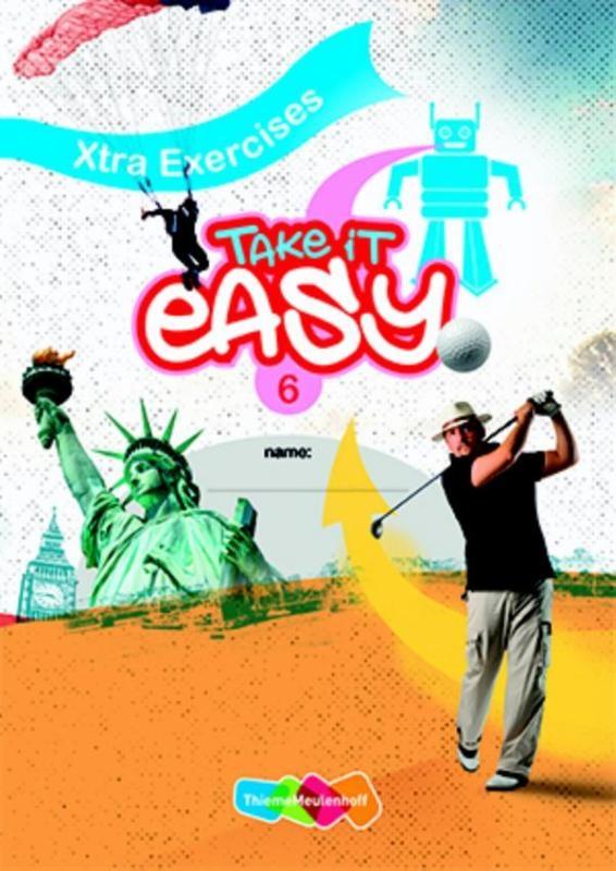 Take it easy 6 Werkboek Xtra Exercises