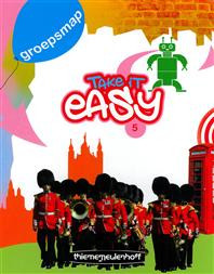 Take it easy 5 Groepsmap