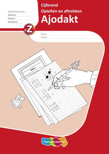 9789006635546 Cijferend optellen en aftrekken, Werkboek