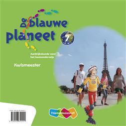 De blauwe planeet 7 Kwismeester 2e druk