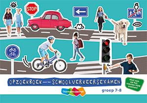 Schoolverkeersexamen - opzoekboek