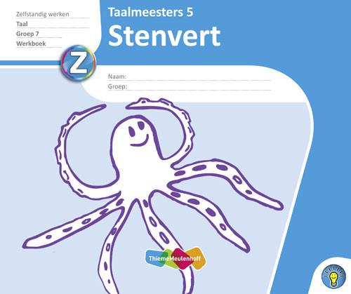 9789026202827 Stenvert Taalmeesters 5