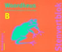 9789026204067 Stenvert Woordkeus B