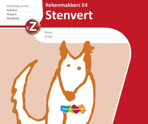 9789026223945 Stenvert Rekenmakkers E4