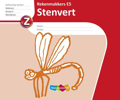 9789026223983 Stenvert Rekenmakkers E5