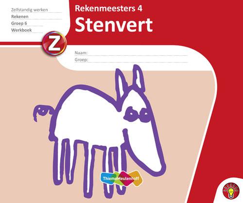 9789026224164 Stenvert Rekenmeesters 4
