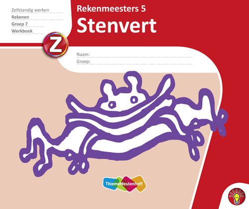 9789026224188 Stenvert Rekenmeesters 5