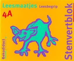 Stenvert Leesmaatjes 4A 9789026241284