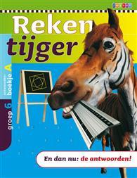 9789027656179 Rekentijger 6a antwoordenboek
