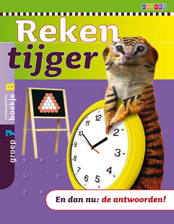9789027656384 Rekentijger 7b antwoordenboe