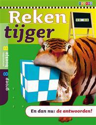 9789027656780 Rekentijger 8b antwoordenboek