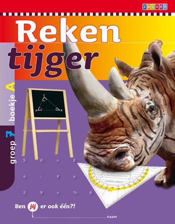 9789027657329 Rekentijger 7a