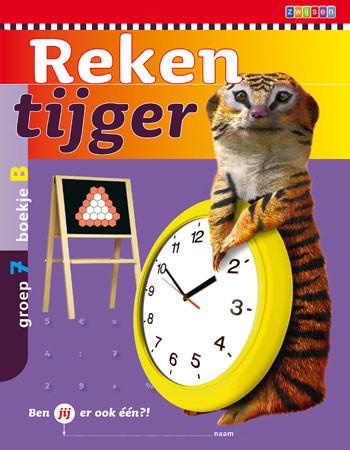 9789027657428 Rekentijger 7b