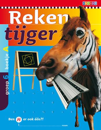 9789027657527 Rekentijger 6a