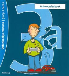 Oefenboekje rekenen 3a antwoordenboek