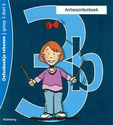 Oefenboekje rekenen 3b antwoordenboek